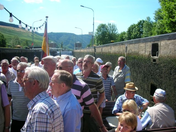 koorreis naar Trier in 2008